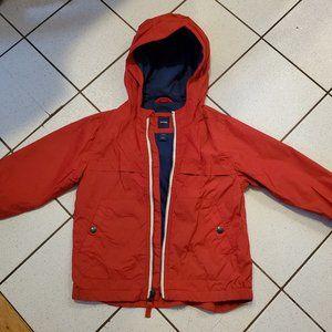 GAP Kids Hooded Lined Jacket 4T